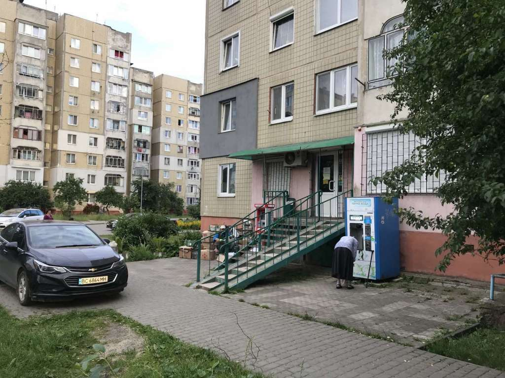 Obchodné nehnuteľnosť na prenájom  Ľviv