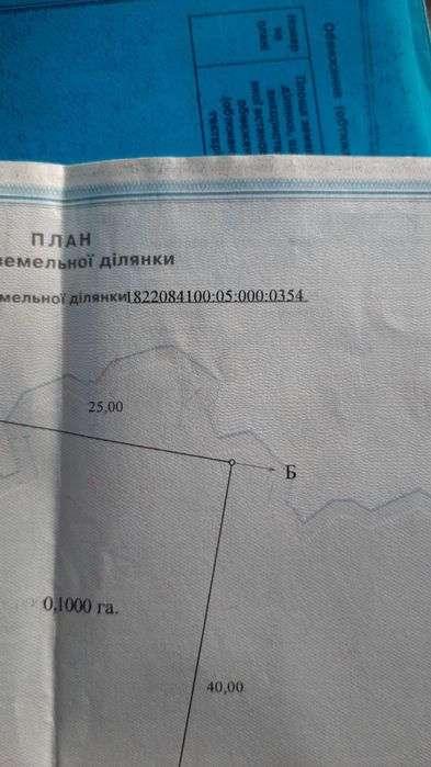 продам земельный участок в Житомире