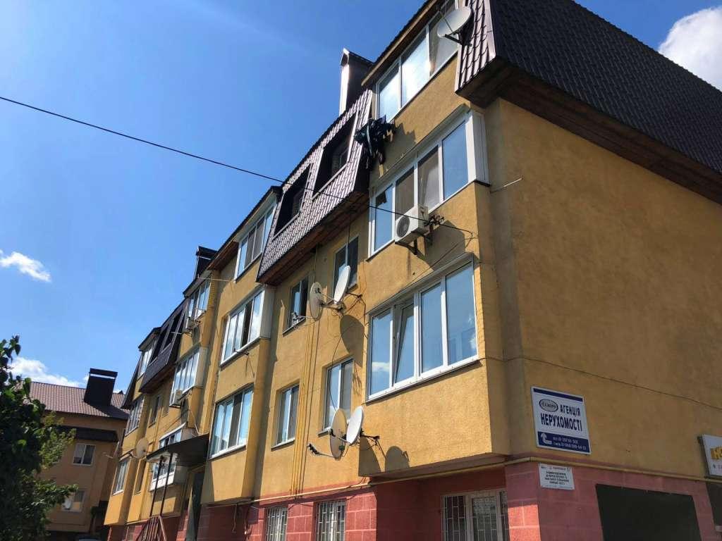 Predať 2-Spálňový apartmán  Irpiň