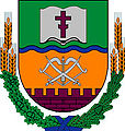 coat of arms Makariv district