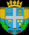 herb Rejon korosteński