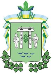 Wappen Wyschnyzkyj Bezirk