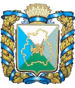 герб Нововодолазький район
