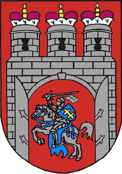 герб м. Ізяслав