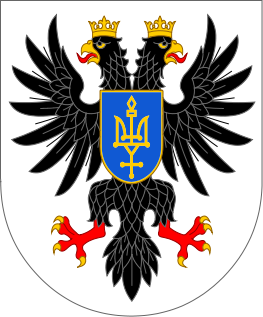 coat of arms Chernigiv-region
