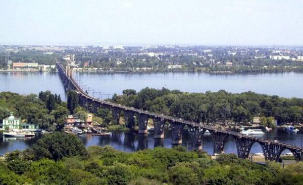 Infrastructure novelties in Dnipropetrovsk