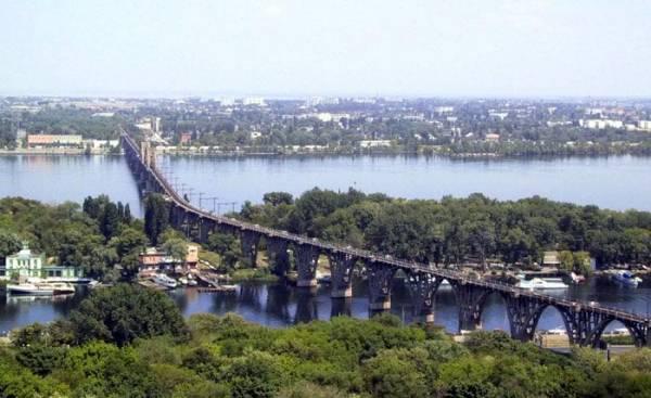 Infrastructure novelties in Dnipropetrovsk