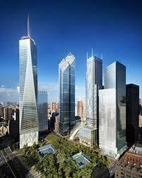 Самый высокий небоскреб США построили на месте башен-близнецов, трагически  разрушенных 11-го сентября