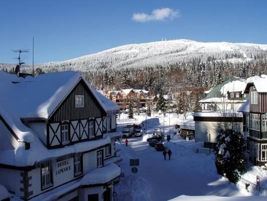 Инвестиции в недвижимость знаменитых горнолыжных курортов подстегнули рост цен на 4,6 %