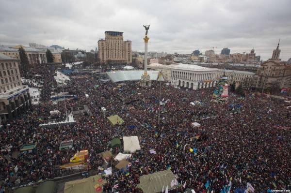 Майдан Независимости ждет масштабная реконструкція