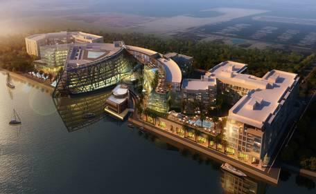 В Абу-Дабі зведуть новий елітний житловий комплекс