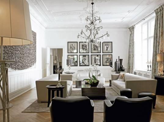 Унікальний порядок квартири декоратора з Берліна