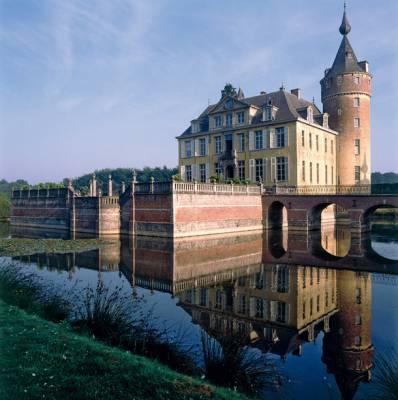 Улюблений будинок антиквара -  замок 15-го століття