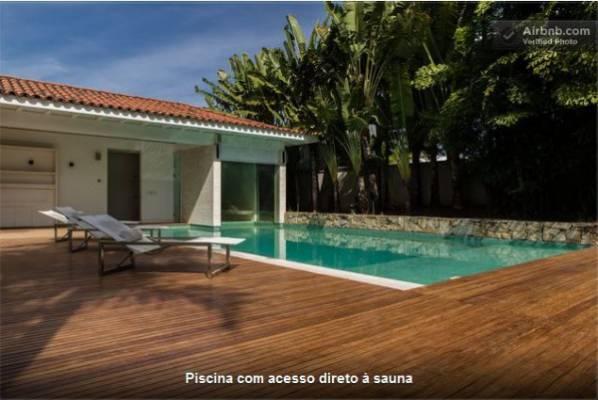 Футбольні фани можуть орендувати особняк Роналдіньо в Ріо-де-Жанейро