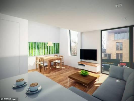 В Лондоне построят дом-невидимку