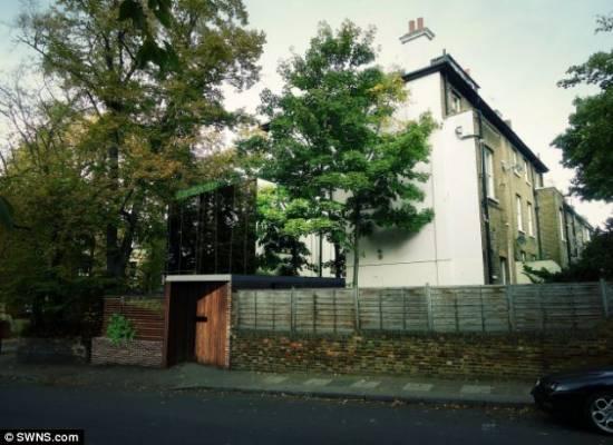 У Лондоні зведуть будинок-невидимку