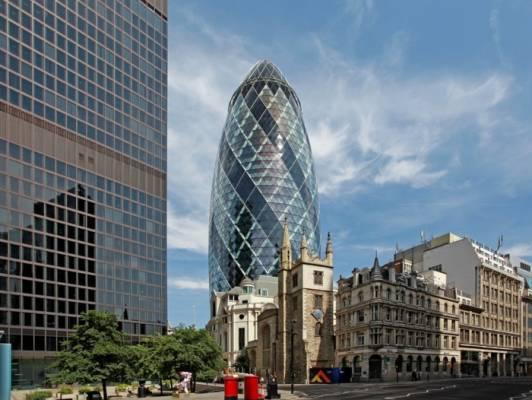 Одна з найекстравагантніших будівель Лондона продається