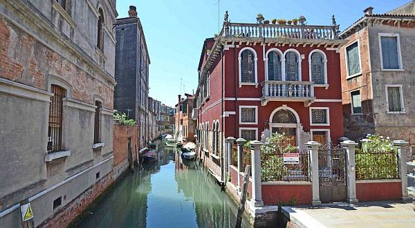 Венеция - оазис элитной недвижимости Италии