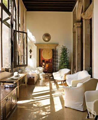 Венецианская квартира знаменитого Вервордта
