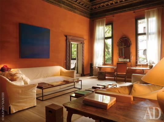 Венеціанське помешкання знаменитого Вервордта
