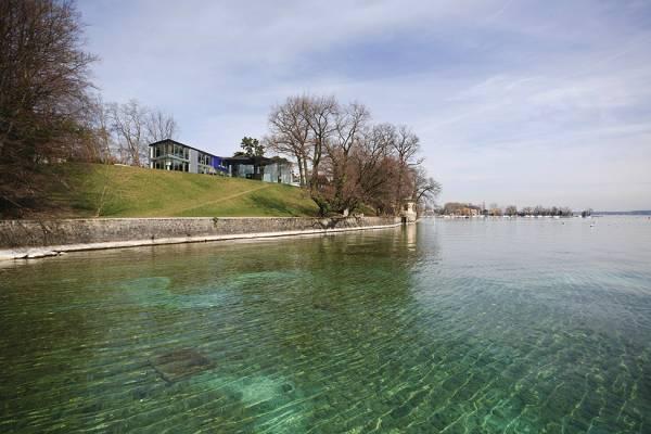 Вілла на березі Женевського озера, Швейцарія