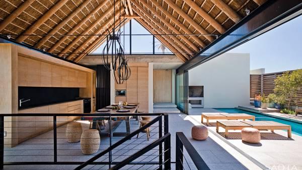 Оригінальний заміський будинок в ПАР