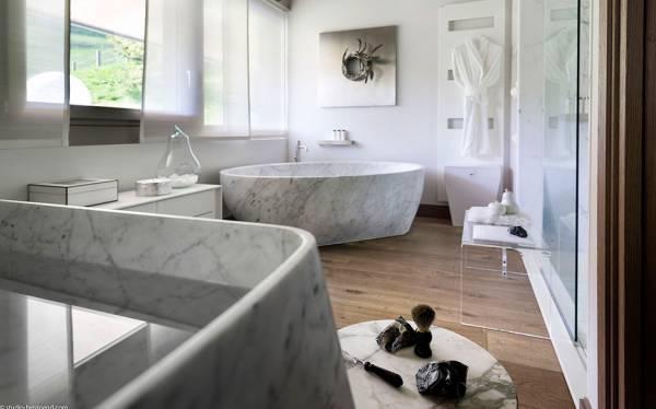 Элитная недвижимость Франции: роскошное шале Mont Blanc
