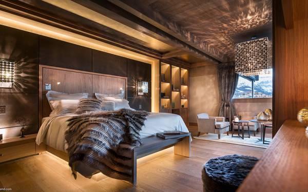 Елітна нерухомість Франції: розкішне шале Mont Blanc
