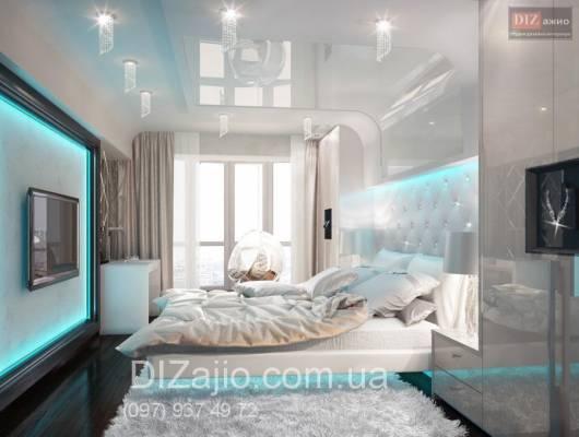 Правильный дизайн спальни - комфортный сон!